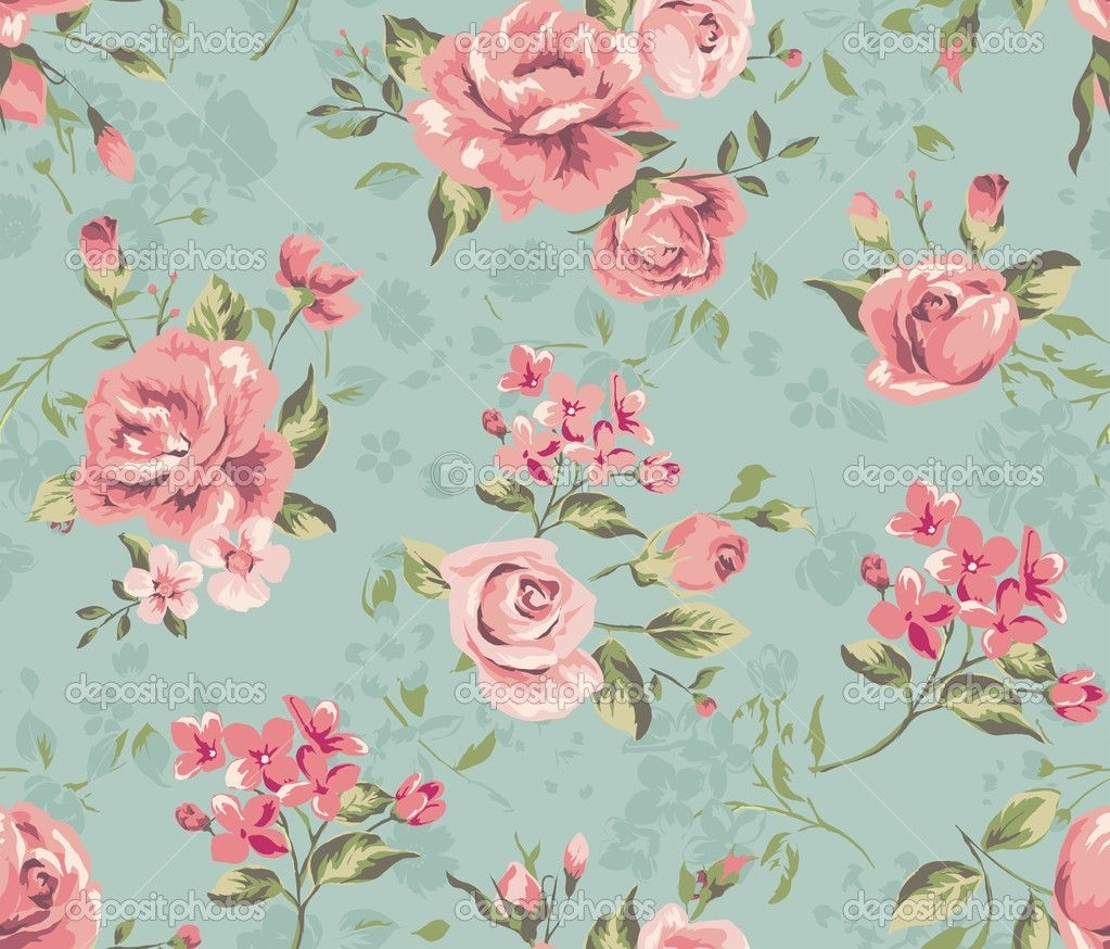 10 Top Pink Vintage Flowers Wallpaper FULL HD 1920×1080 For PC Background 2018 free download vintage flower wallpaper backgrounds classic wallpaper seamless