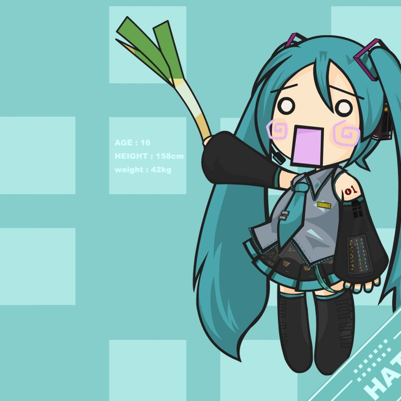 10 Latest Hatsune Miku Chibi Wallpaper FULL HD 1920×1080 For PC Desktop 2018 free download vocaloid hatsune miku chibi hachune miku detached sleeves free 800x800