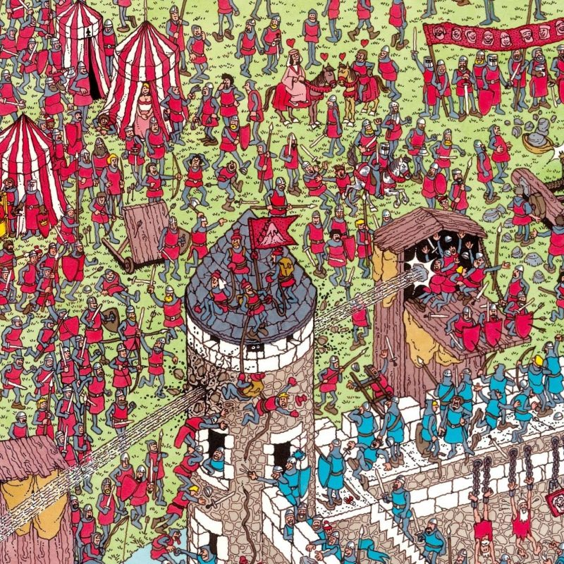 10 Most Popular Where's Waldo Wallpapers For Desktop FULL HD 1080p For PC Background 2018 free download waldo wallpapers wallpaper cave 1 800x800