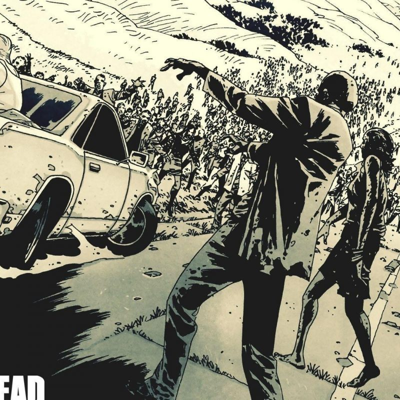 10 Top The Walking Dead Comics Wallpaper FULL HD 1920×1080 For PC Desktop 2018 free download walking dead comic wallpapers wallpaper cave 800x800