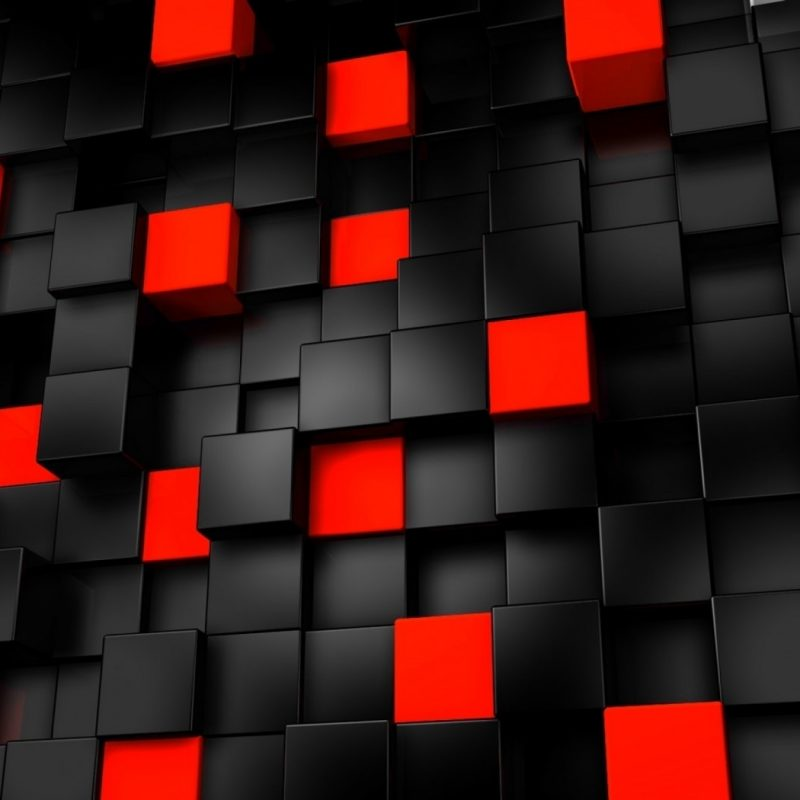 10 Most Popular Black And Red Abstract Hd Wallpaper FULL HD 1920×1080 For PC Desktop 2020 free download wallpaper 3d cubes black red abstract 639 3 800x800
