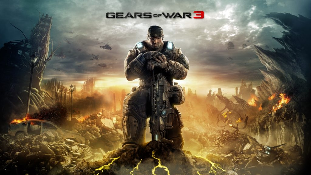 10 Most Popular Gears Of War 3 Wallpapers FULL HD 1080p For PC Desktop 2018 free download wallpaper 4 wallpaper from gears of war 3 gamepressure 1024x576