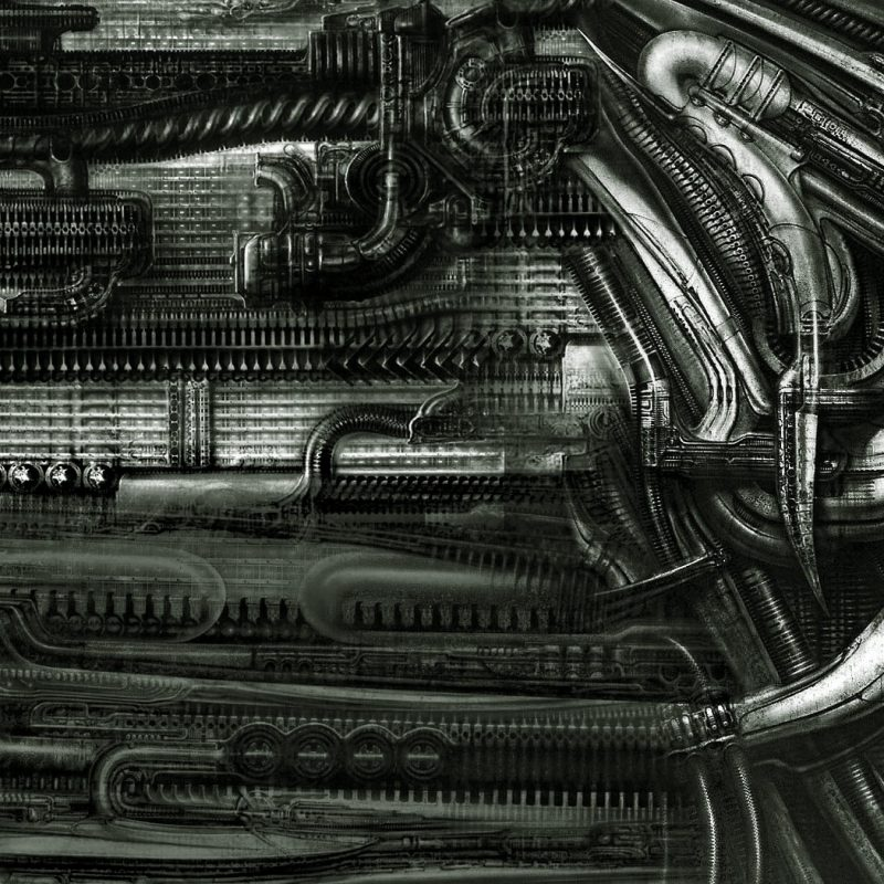 10 Best Hr Giger Wallpaper 1920X1080 FULL HD 1080p For PC Desktop 2018 free download wallpaper abstract steel metal h r giger artist material 800x800