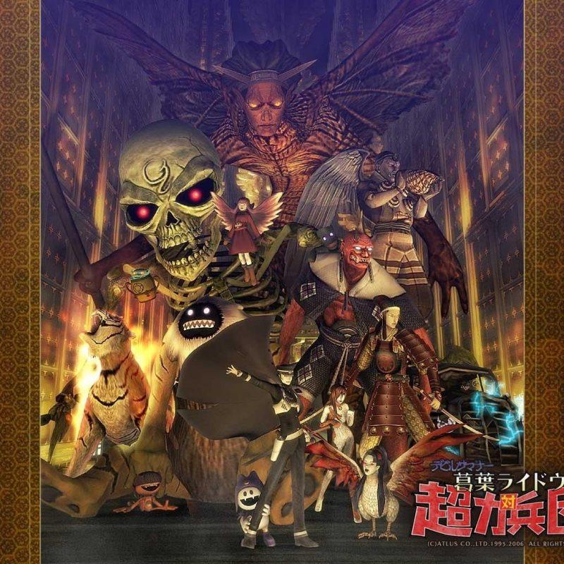 10 Latest Shin Megami Tensei Wallpaper FULL HD 1080p For PC Desktop 2018 free download wallpaper art for devil summoner raidou kuzunoha fantasy to enjoy 800x800