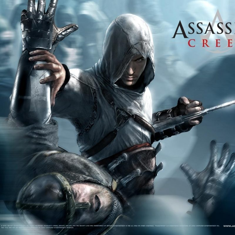 10 New Assassin's Creed 1 Wallpaper FULL HD 1080p For PC Desktop 2018 free download wallpaper assassins creed 1 2 brotherhood 1 800x800