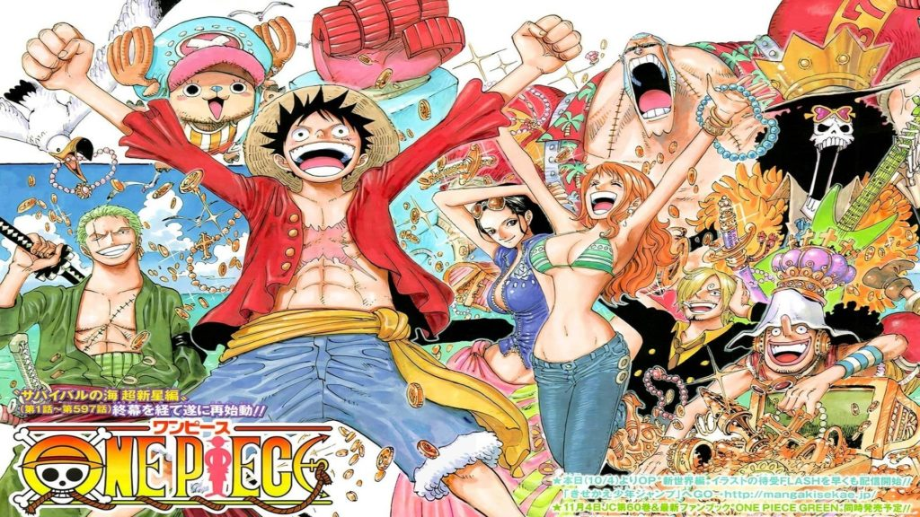 10 New One Piece New World Background FULL HD 1080p For PC Background 2018 free download wallpaper background one piece 1024x576