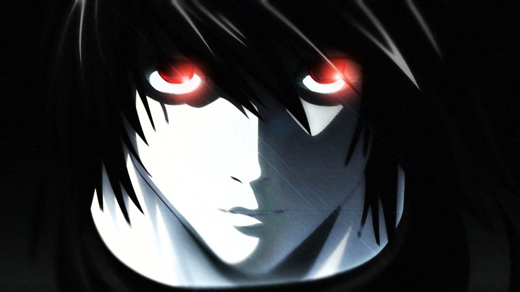 10 Latest Death Note L Wallpaper FULL HD 1080p For PC Background 2018 free download wallpaper black anime death note lawliet l darkness 1024x576