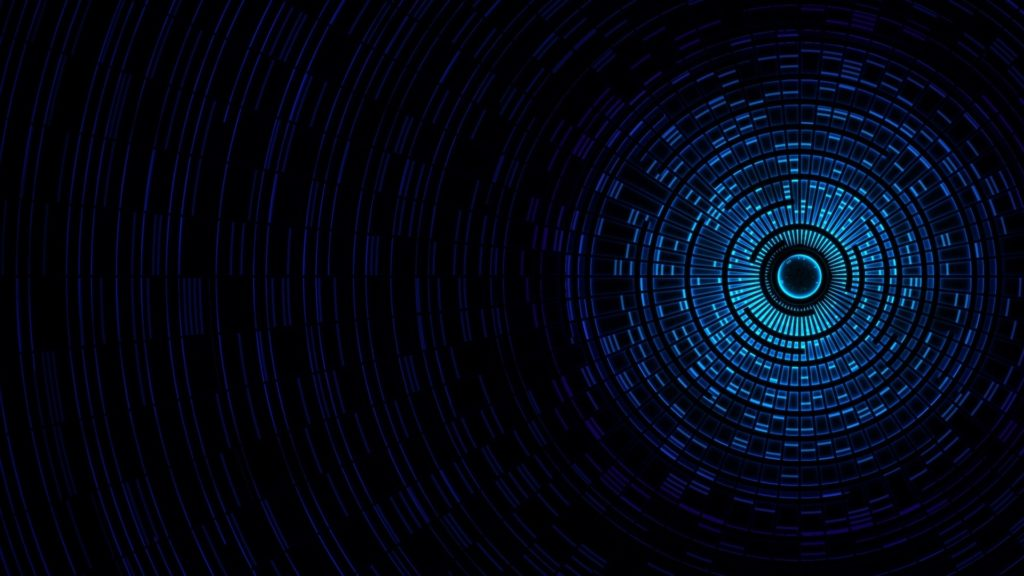 10 Best Black And Blue Wallpapers FULL HD 1920×1080 For PC Background 2021 free download wallpaper black space sky blue circle atmosphere vortex 1024x576