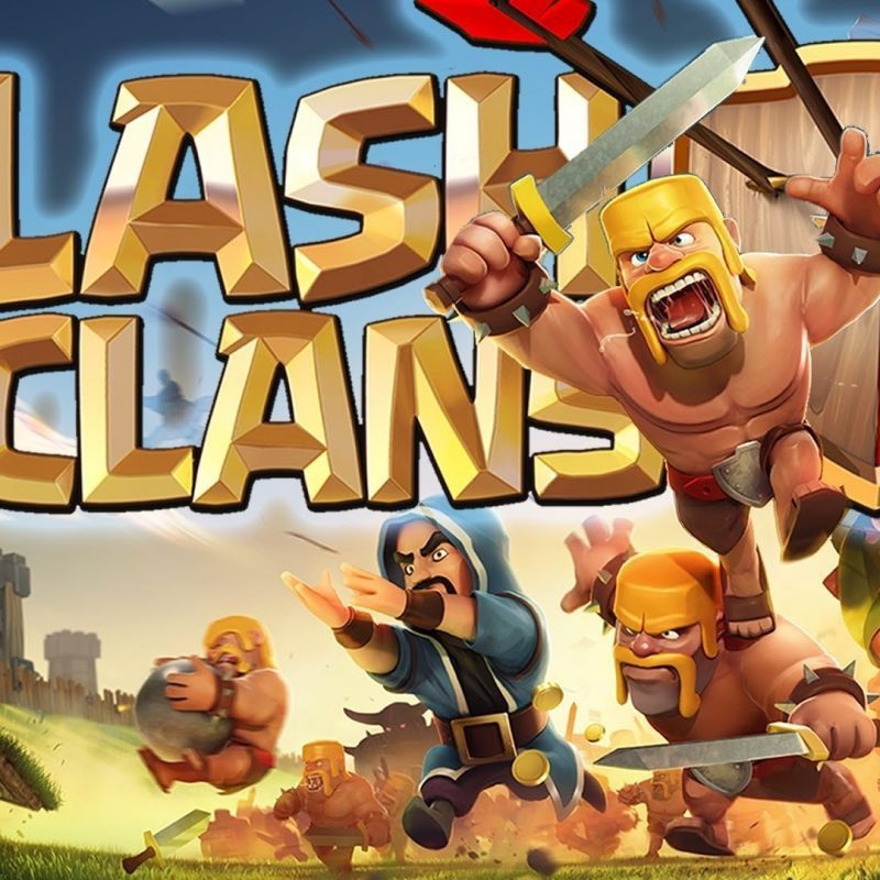 10 Most Popular Clash Of Clans Hd Wallpapers FULL HD 1080p For PC Background 2018 free download wallpaper clash of clans best on cartoon coc hd images laptop full 800x800