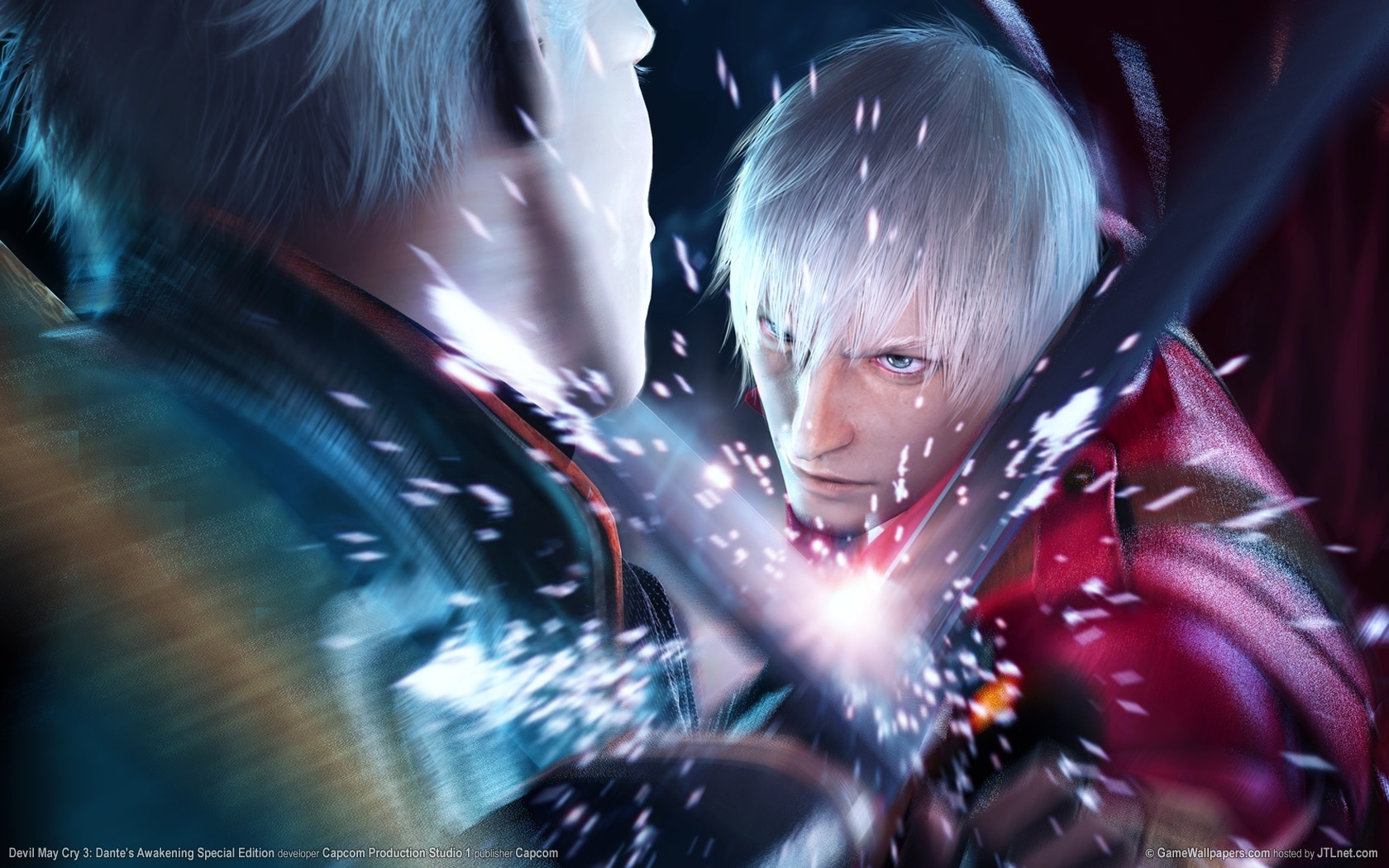 wallpaper devil may cry 3 dantes awakening special edition 01