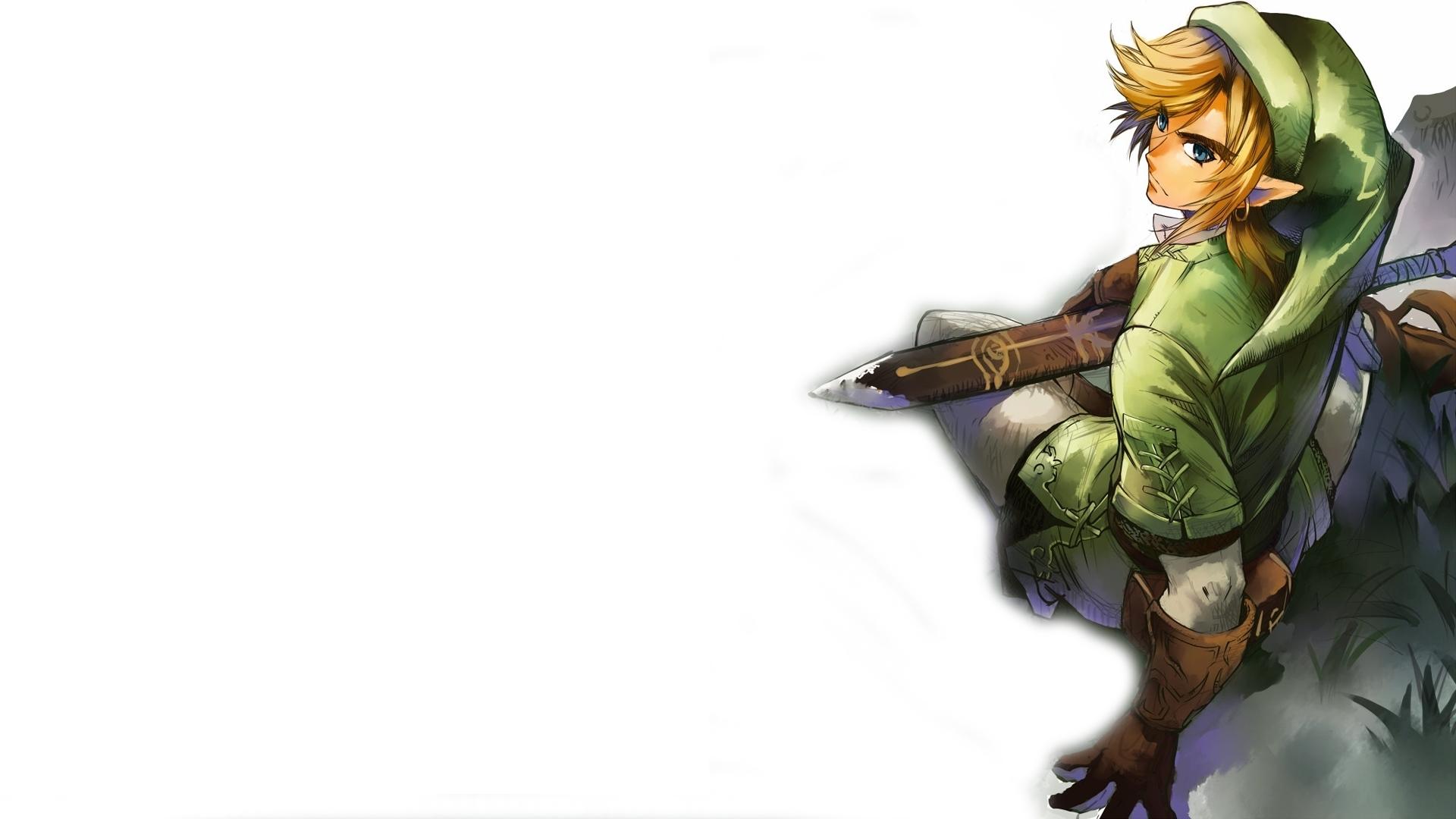 10 Best Legend Of Zelda Link Wallpapers FULL HD 1080p For ...