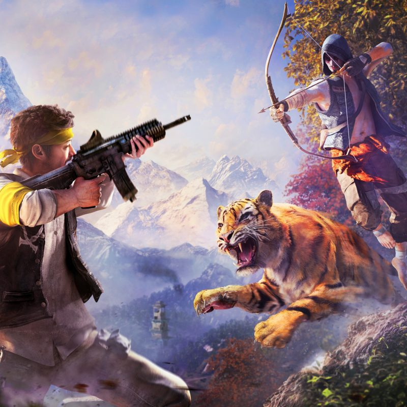 10 Latest Far Cry 4 Wallpapers FULL HD 1080p For PC Background 2018 free download wallpaper far cry 4 hd 4k games 3329 800x800