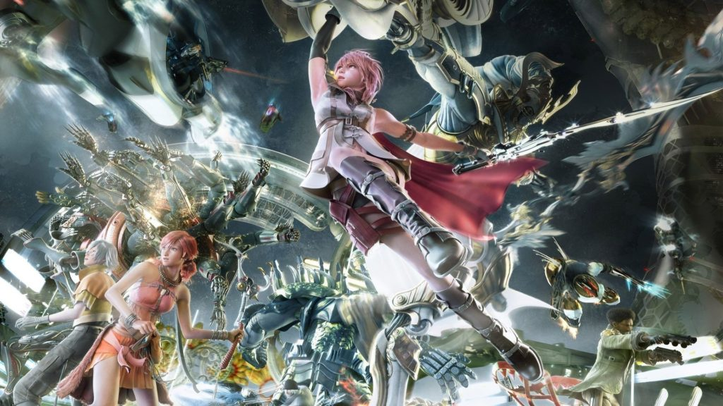 10 Most Popular Final Fantasy 13 Wallpaper Hd FULL HD 1080p For PC Background 2018 free download wallpaper final fantasy xiii 1024x576