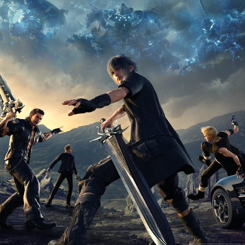 10 New Final Fantasy Xv Wallpaper FULL HD 1920×1080 For PC Background 2018 free download wallpaper final fantasy xv episode gladiolus 4k games 6844 2 800x800