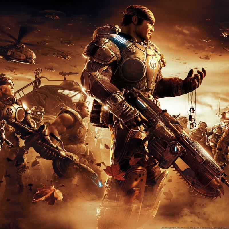 10 Best Gears Of War Hd Wallpapers FULL HD 1920×1080 For PC Desktop 2020 free download wallpaper gears of war 2 01 1920x1200 10 000 fonds decran hd 2 800x800