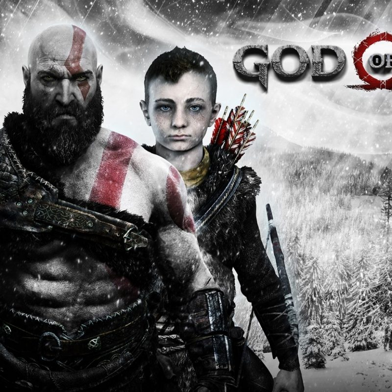 10 New God Of War Hd FULL HD 1920×1080 For PC Background 2018 free download wallpaper god of war kratos atreus games 4151 800x800