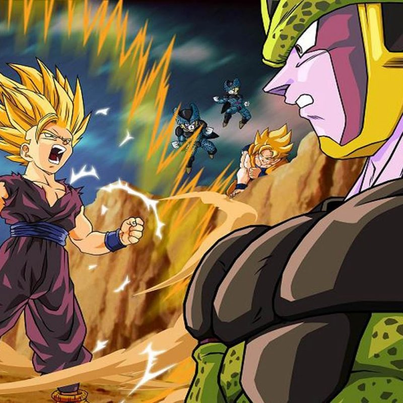 10 Latest Gohan Vs Cell Wallpaper FULL HD 1920×1080 For PC Desktop 2018 free download wallpaper gohan vs cell wallpapers dragon ball z 800x800
