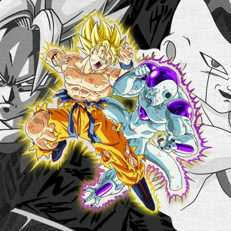 10 Latest Goku Vs Frieza Wallpaper FULL HD 1920×1080 For PC Desktop 2018 free download wallpaper goku vs friezadony910 on deviantart 800x800