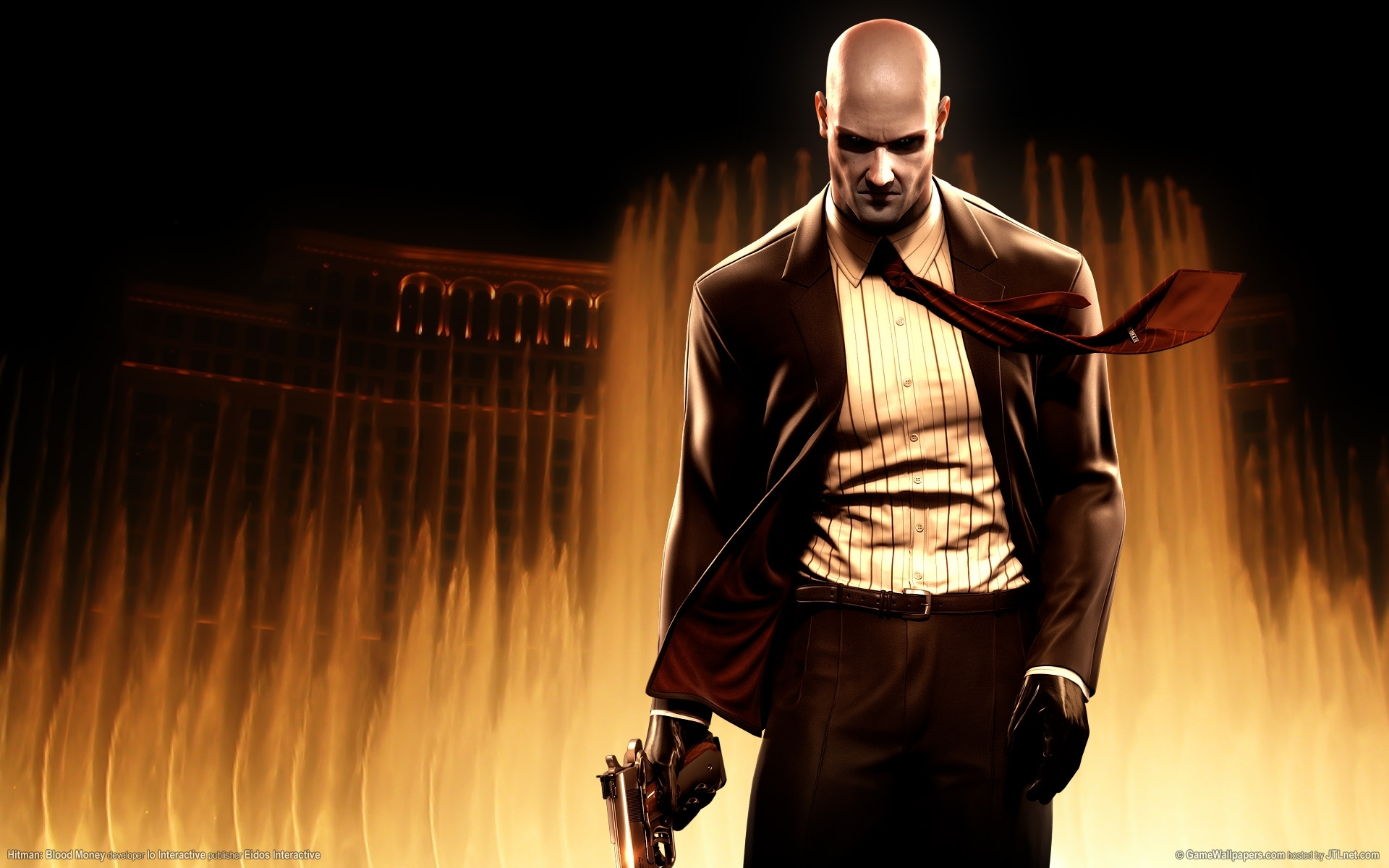 wallpaper hitman blood money 08 1920x1200 - 10 000 fonds d'écran hd