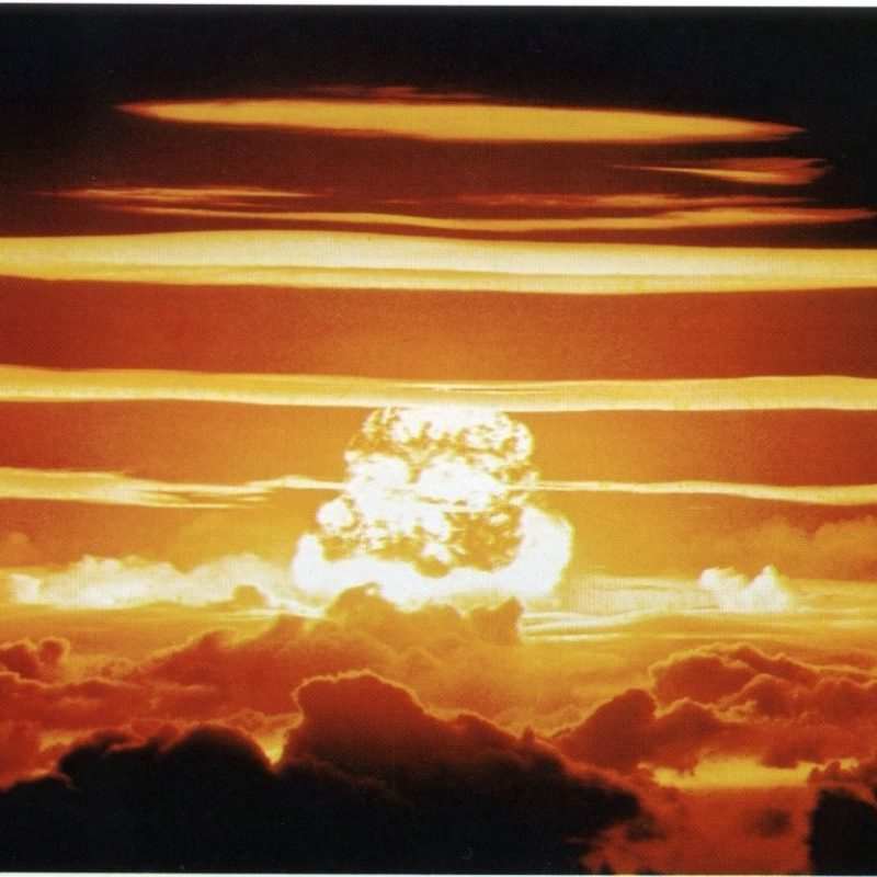 10 Latest Real Nuclear Explosions Wallpaper FULL HD 1920×1080 For PC Desktop 2018 free download wallpaper image collection 800x800