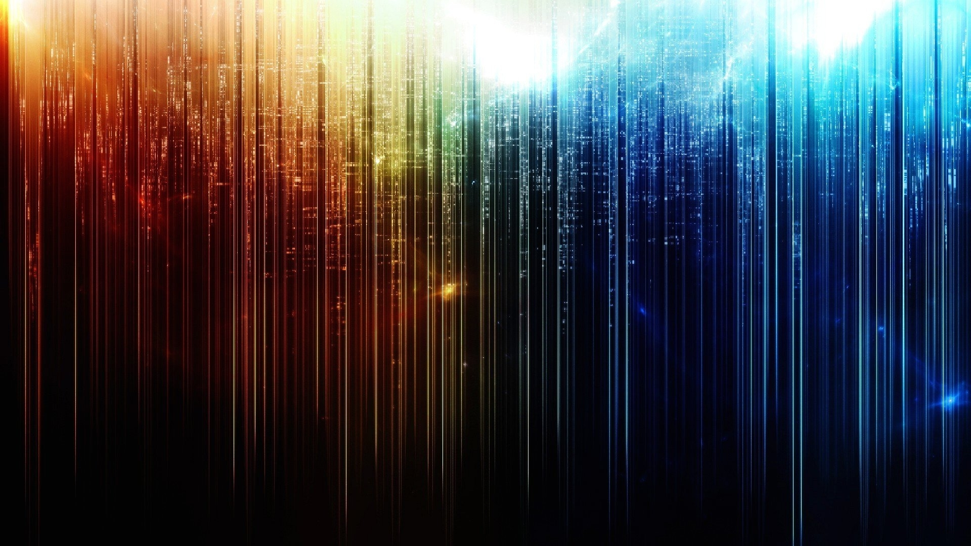 wallpaper light raining abstract 1920 x 1080 full hd - 1920 x 1080