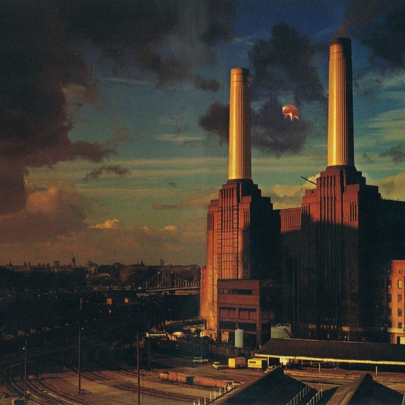 10 Top Pink Floyd Animals Wallpaper Hd FULL HD 1920×1080 For PC Desktop 2018 free download wallpaper london animals cityscape night pigs evening album 1 800x800