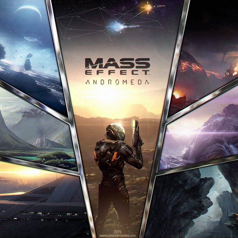 10 Best Mass Effect Wall Paper FULL HD 1080p For PC Desktop 2018 free download wallpaper mass effect andromeda 2017 games pc ps4 xbox games 783 800x800