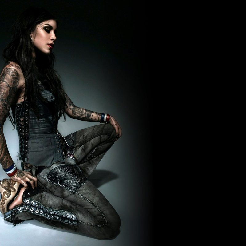 10 Best Kat Von D Wallpaper FULL HD 1080p For PC Desktop 2020 free download wallpaper model tattoo fashion kat von d 1920x1200 px human 800x800
