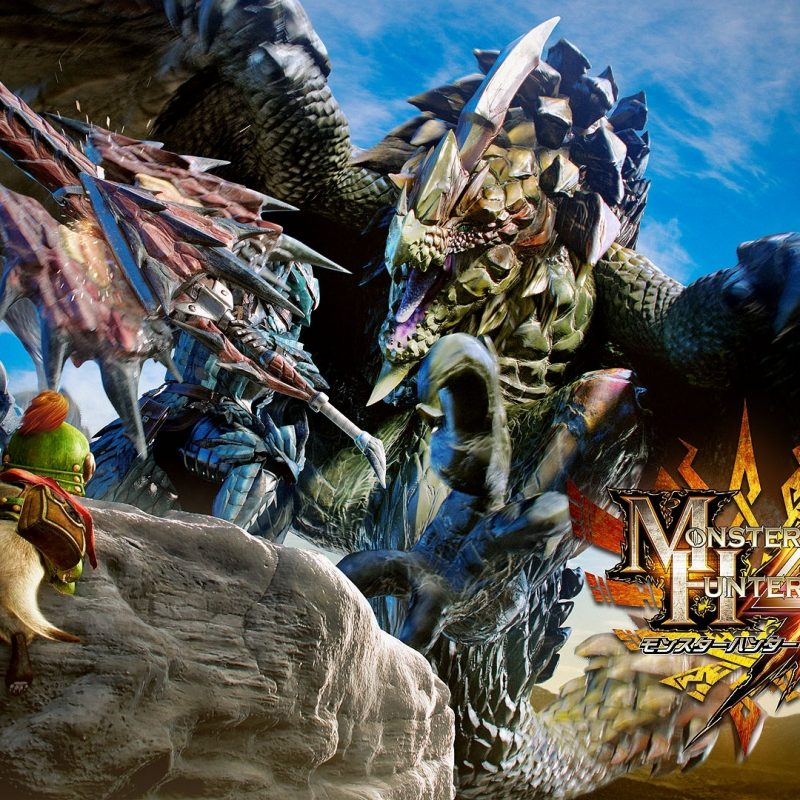 10 Latest Monster Hunter 4 Wallpaper FULL HD 1080p For PC Desktop 2018 free download wallpaper monster hunter hd gratuit a telecharger sur ngn mag 800x800