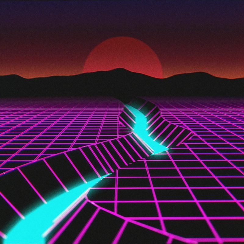 10 Best New Retro Wave Wallpaper FULL HD 1080p For PC Desktop 2018 free download wallpaper neon reflection horizon atmosphere new retro wave 800x800