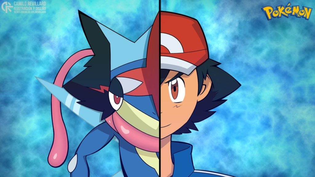 10 New Ash Greninja Wallpaper Hd FULL HD 1080p For PC Desktop 2018 free download wallpaper of pokemon greninja ashcamilo revillard on deviantart 1024x576