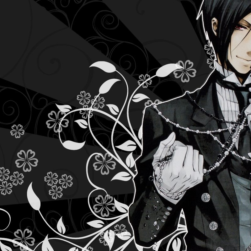 10 Best Black Butler Wall Paper FULL HD 1920×1080 For PC Background 2018 free download wallpaper of sebastians wallpaper for fans of kuroshitsuji from 800x800