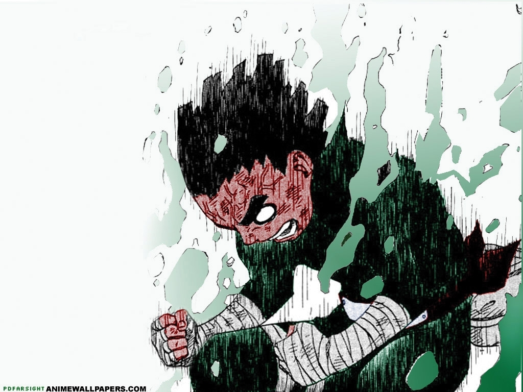 wallpaper: rock lee wallpaper