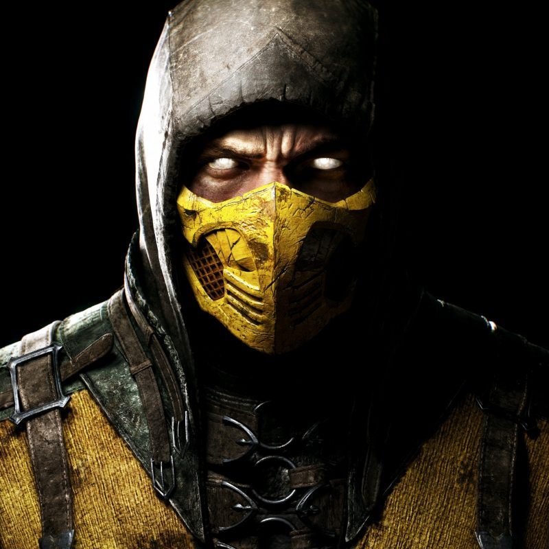 10 Best Mortal Kombat Scorpion Wallpaper FULL HD 1920×1080 For PC Background 2018 free download wallpaper scorpion mortal kombat x pc games xbox one ps4 games 24 800x800