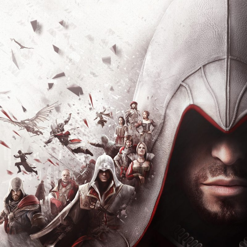 10 Top Assassins Creed Wallpaper Ezio FULL HD 1080p For PC Background 2018 free download wallpaper the ezio collection assassins creed ps4 xbox one hd 1 800x800