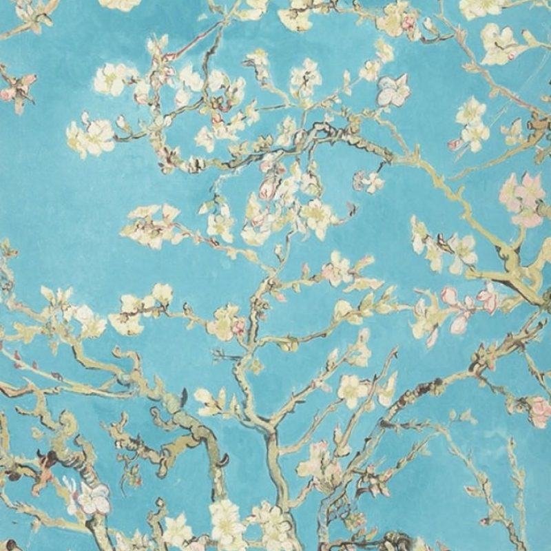 10 New Van Gogh Almond Blossoms Wallpaper FULL HD 1920×1080 For PC Background 2018 free download wallpaper vangogh blossom turquoise pale green brown red green 800x800