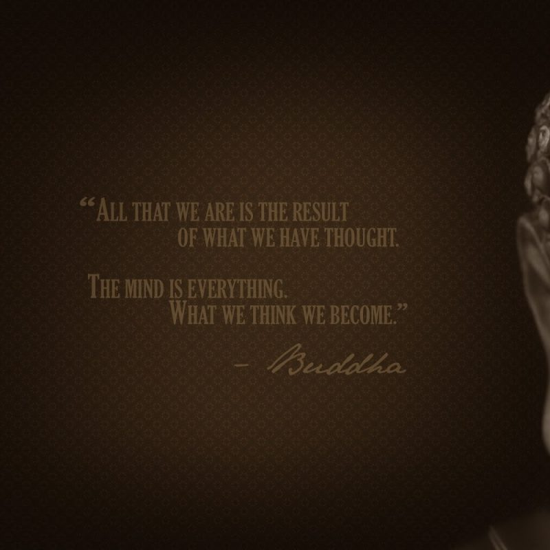 10 Top Buddha Wallpapers With Quotes FULL HD 1920×1080 For PC Background 2020 free download wallpaper with positive quotelord buddha what we think we 800x800