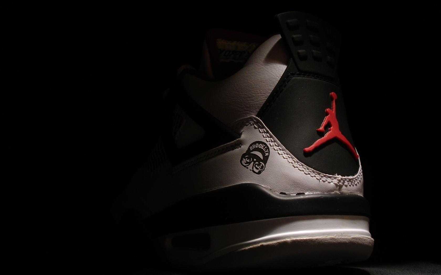 Title Wallpapers Hd Air Jordan Logo Brand Widescreen