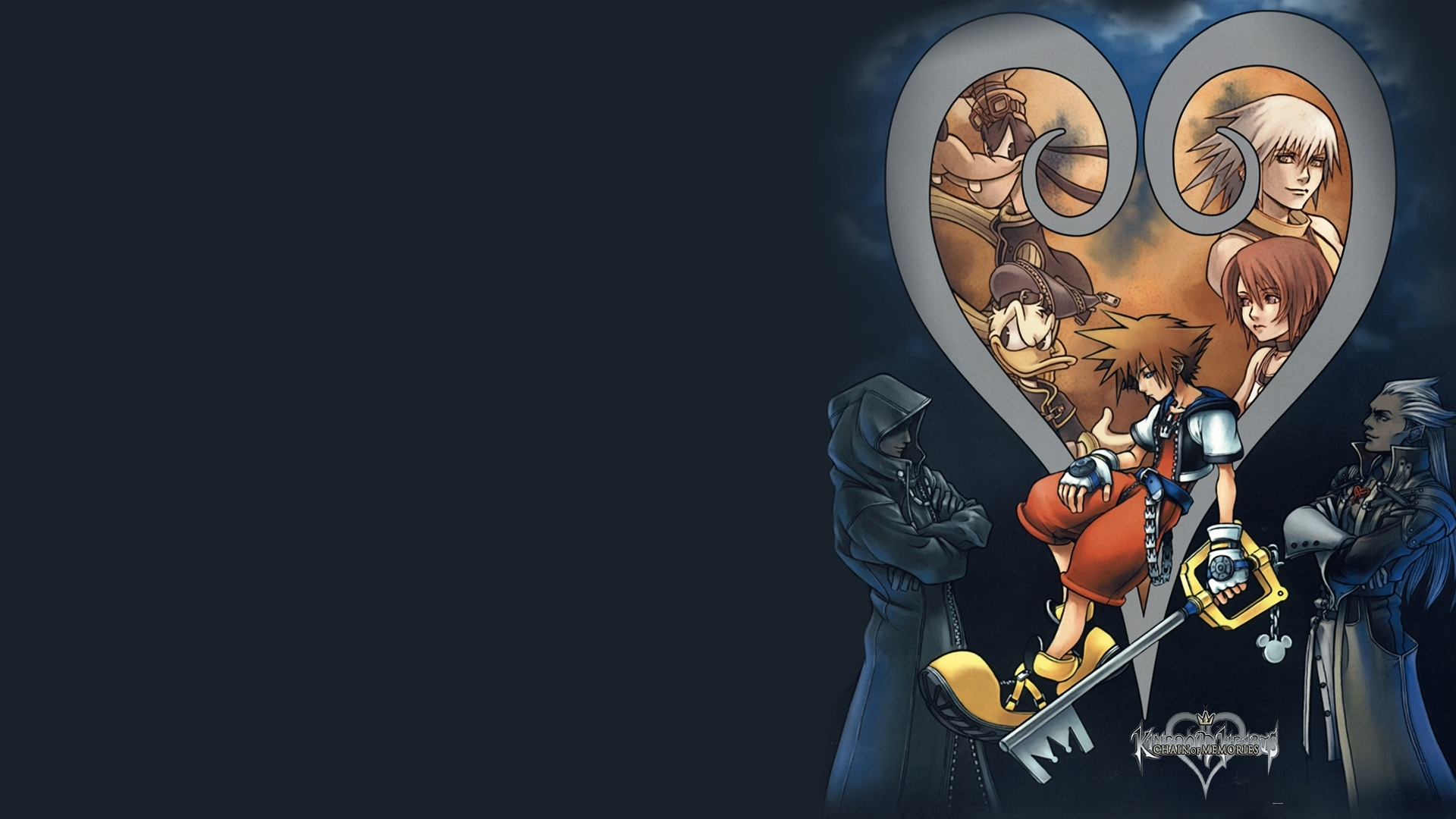 wallpapers kingdom hearts - media file | pixelstalk