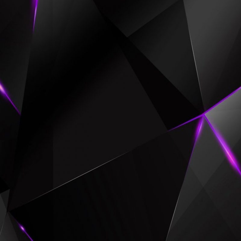 10 Best Black And Purple Wallpaper FULL HD 1920×1080 For PC Desktop 2018 free download wallpapers purple abstract polygons black bgkaminohunter on 800x800