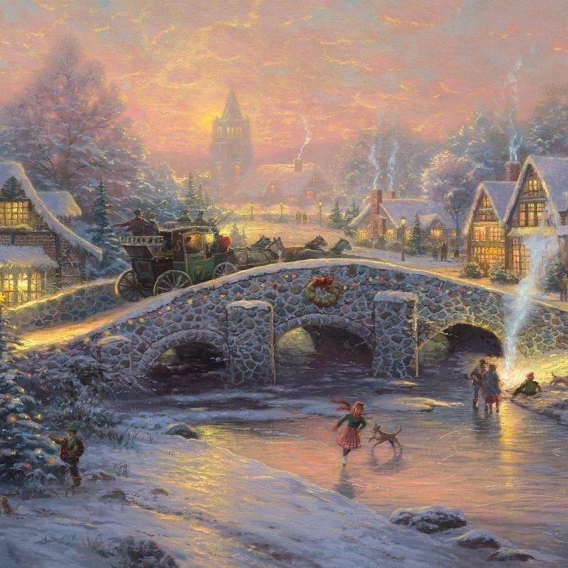 10 Top Thomas Kinkade Christmas Wallpaper Desktop FULL HD 1080p For PC Background 2018 free download wallpapers thomas kinkade group 75 800x800