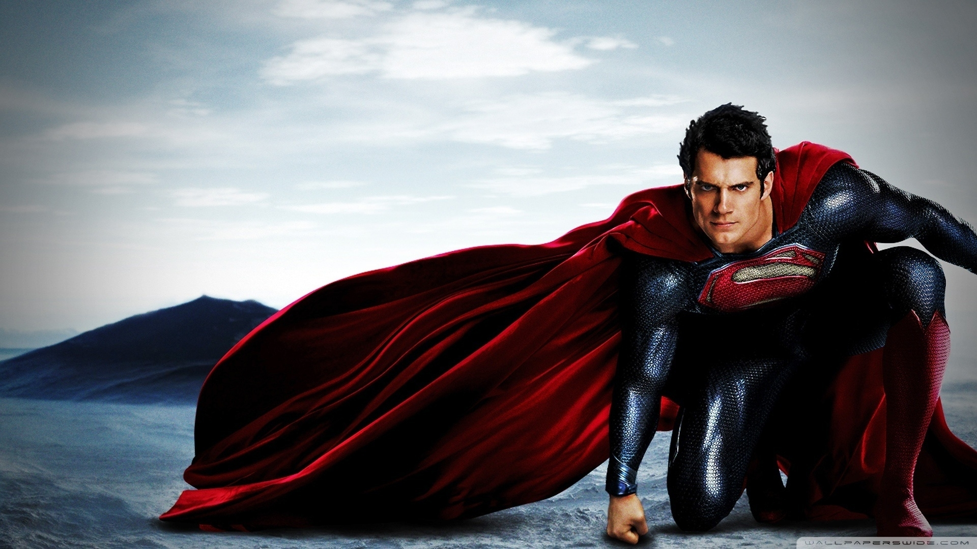 wallpaperswide ❤ man of steel hd desktop wallpapers for 4k