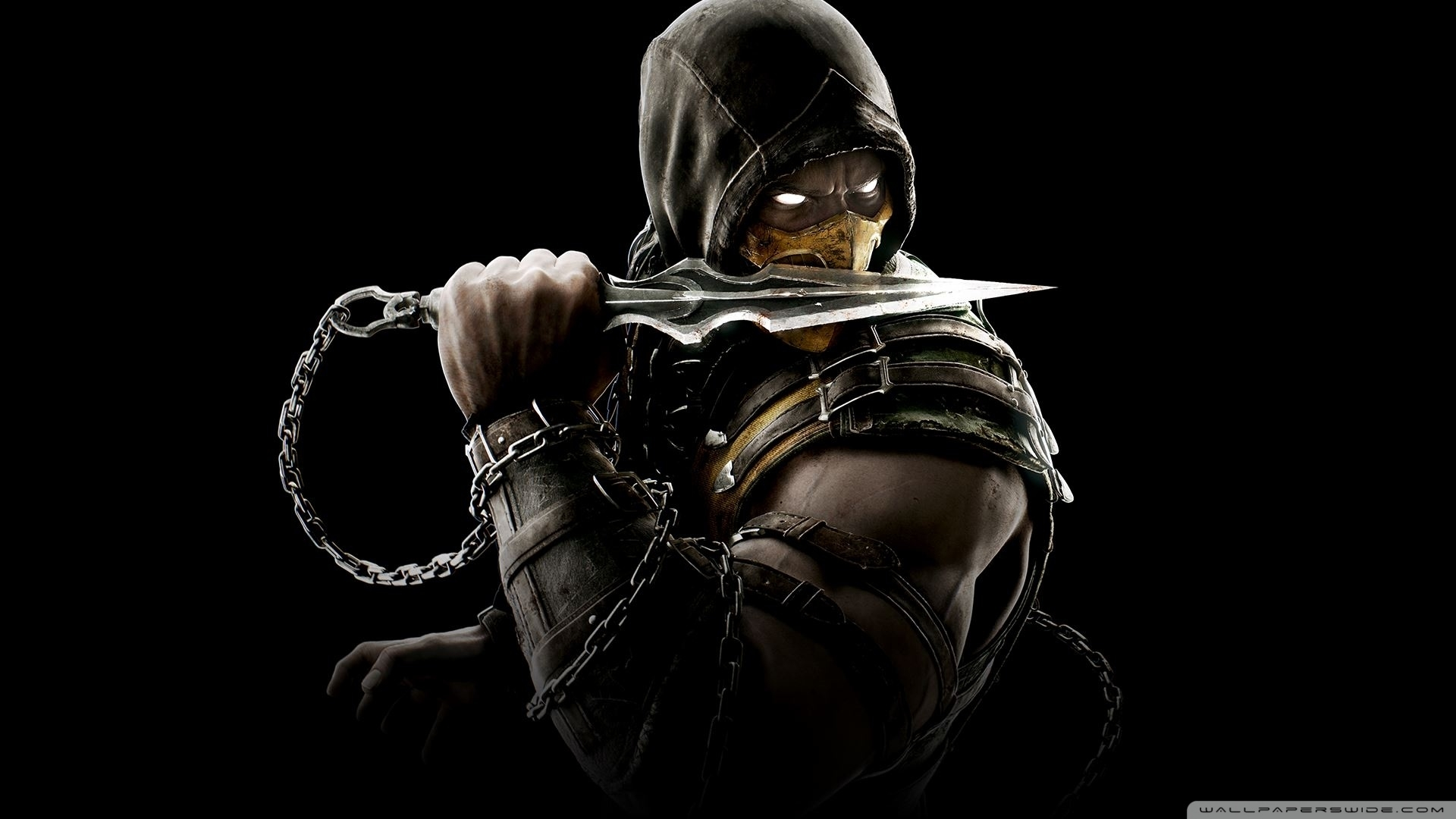 10 Latest Scorpion Mortal Kombat Wallpapers FULL HD 1920×1080 For PC Desktop