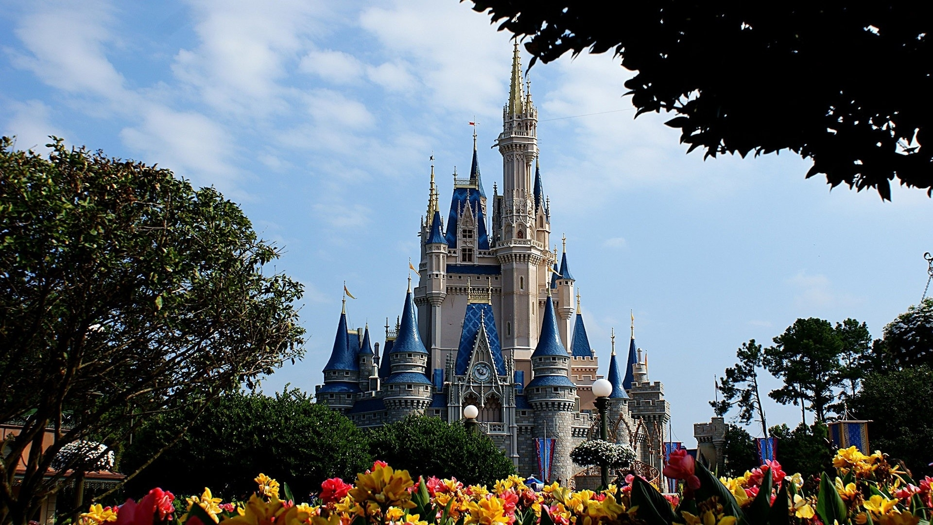 walt disney world hd wallpaper (71+ images)