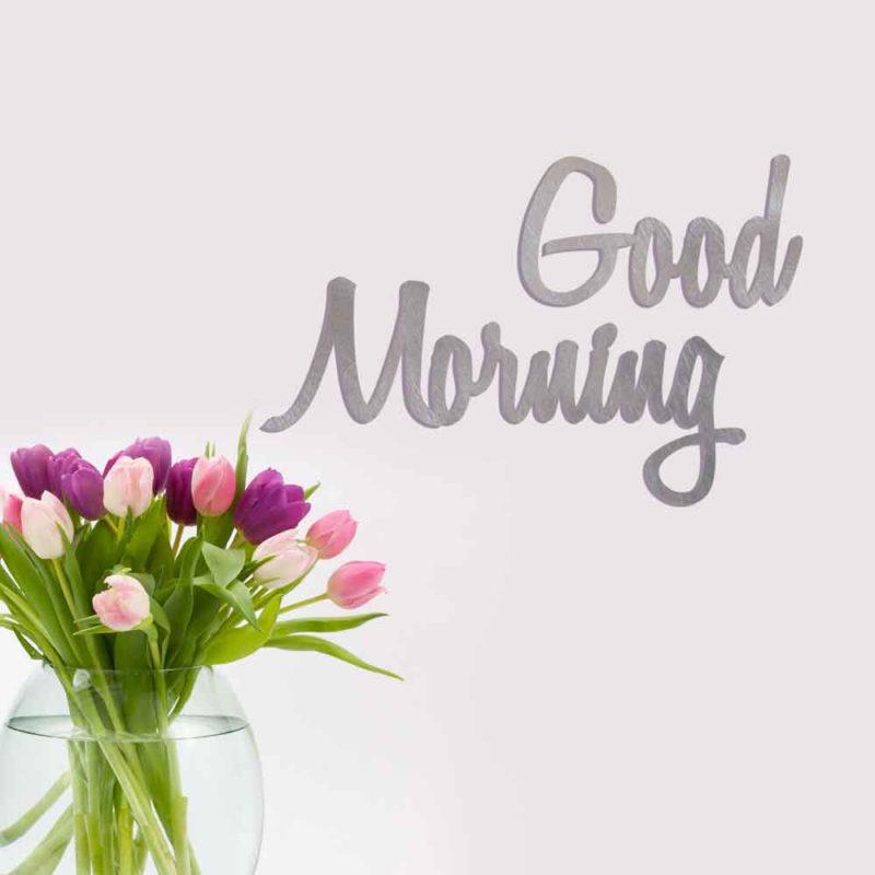 10 Most Popular Images For Good Morning FULL HD 1080p For PC Desktop 2018 free download wand schriftzug good morning hand gebursteten aluminium e italy 800x800