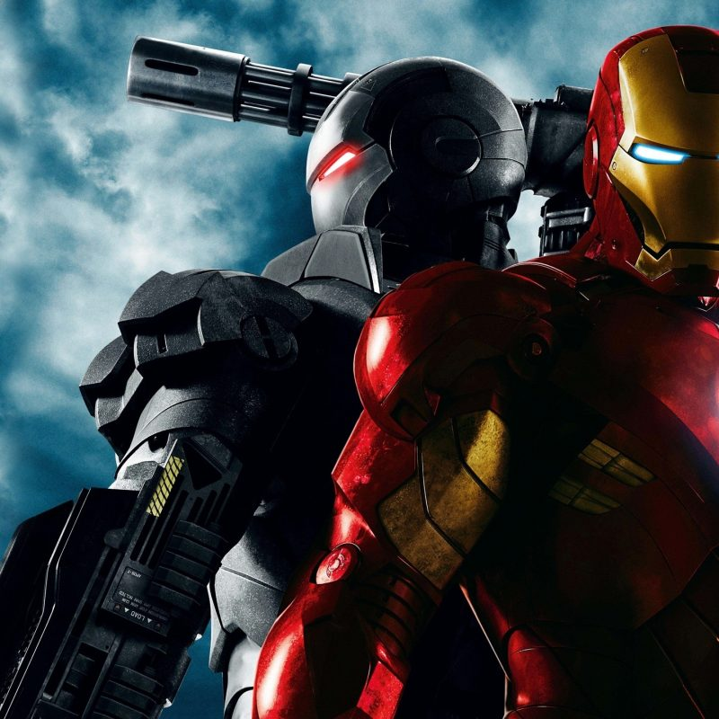10 Most Popular Iron Man 2 Wallpaper FULL HD 1920×1080 For PC Background 2018 free download war machine and iron man iron man 2 e29da4 4k hd desktop wallpaper for 800x800