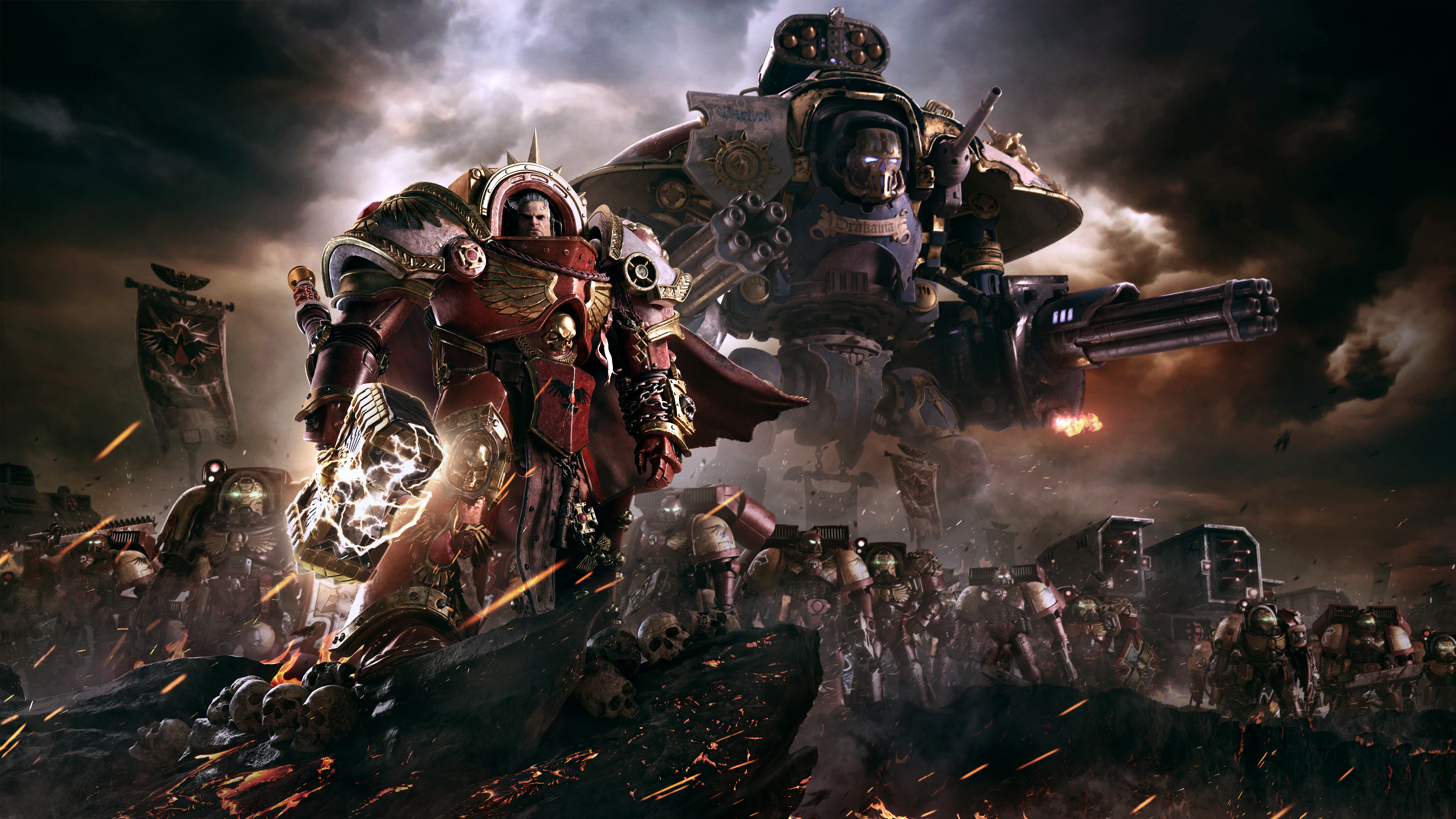 warhammer 40k hd wallpapers and background images - stmed