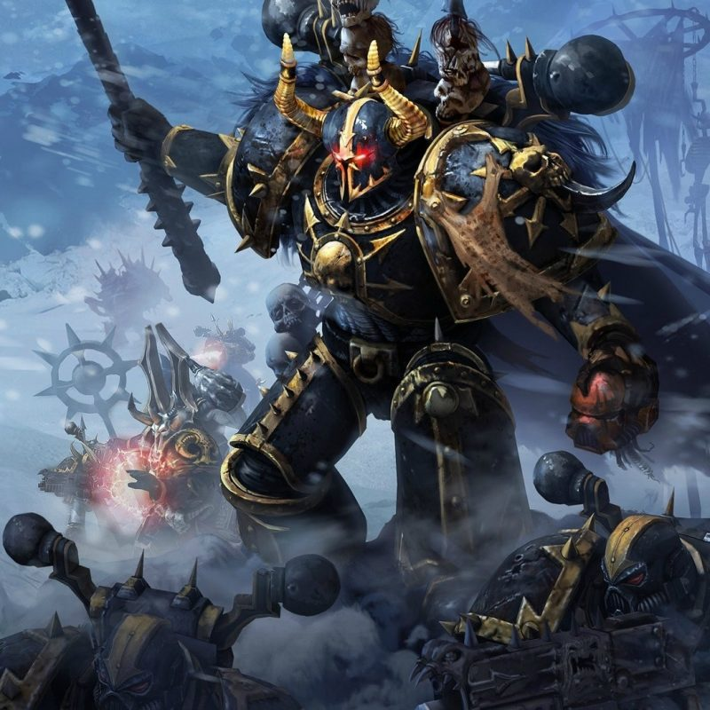 10 Best Warhammer 40K Chaos Space Marines Wallpaper FULL HD 1920×1080 For PC Desktop 2018 free download warhammer 40k space marine wallpaper 1244638 800x800