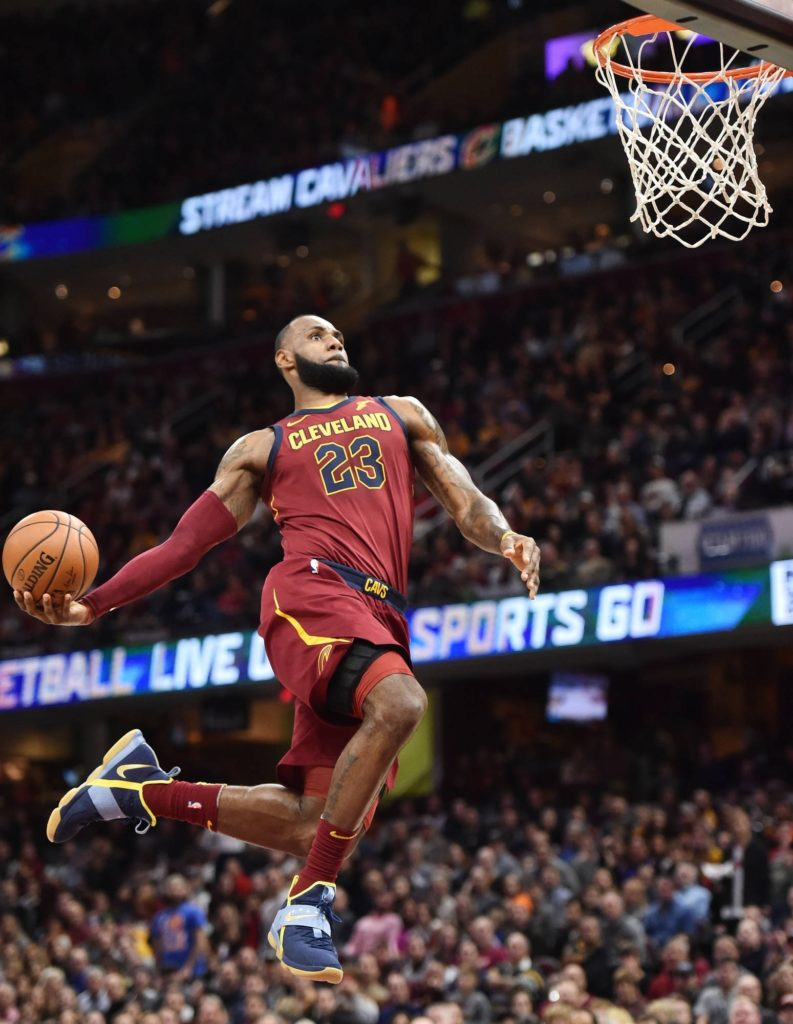 10 Latest Lebron James Dunks Images FULL HD 1080p For PC Background 2018 free download watch lebron james misses wide open windmill dunk yardbarker 793x1024