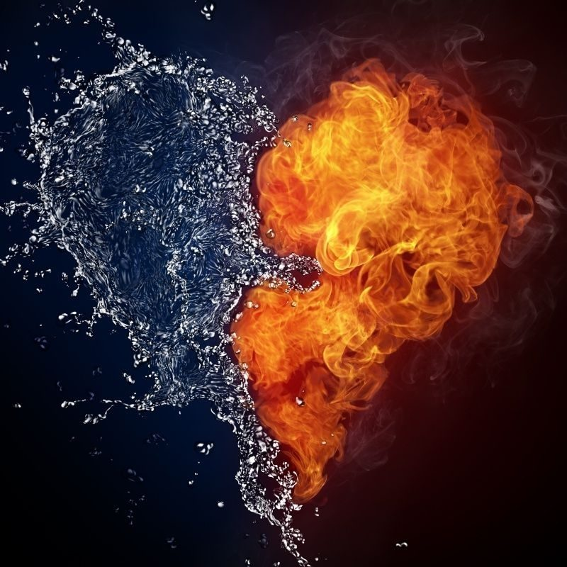 10 New Fire And Water Wallpapers FULL HD 1920×1080 For PC Desktop 2018 free download water and fire heart hd wallpaper love wallpapers hd wallpapers 800x800